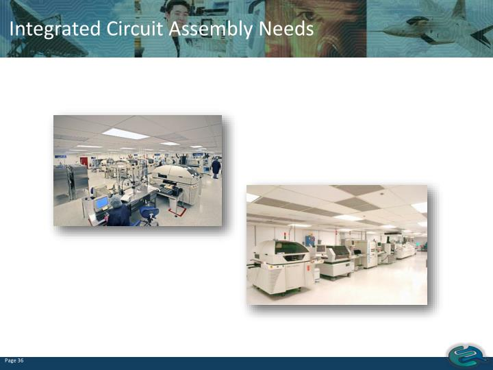Integrated Circuit Assembly