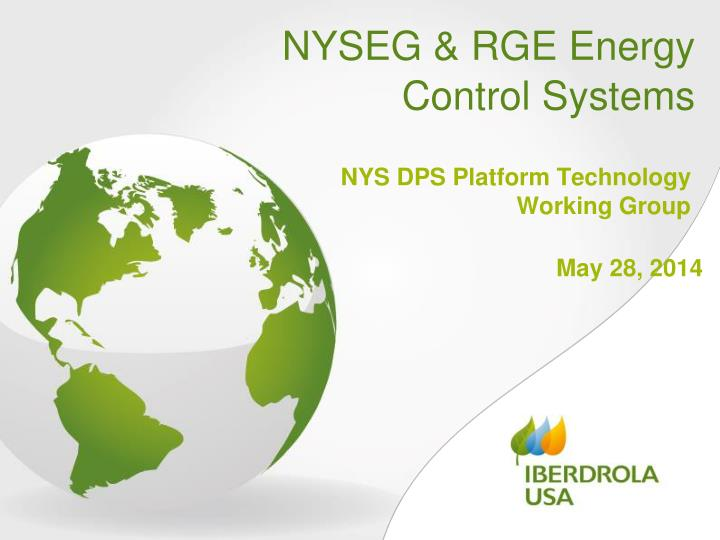 nyseg rge energy control systems n.