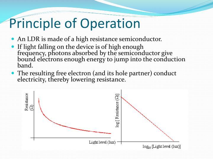 Fancy Ldr Working Principle Festooning - Electrical Circuit Diagram ...