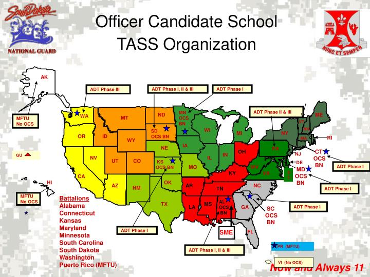Officer Candidate School