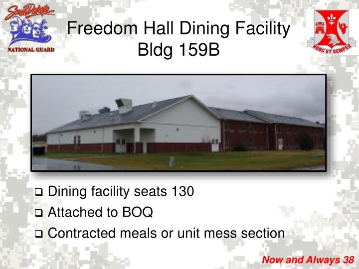 Freedom Hall Dining Facility