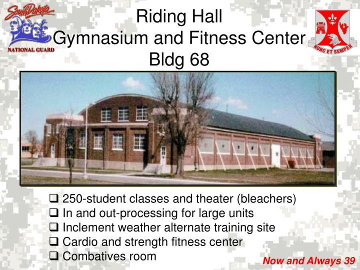 Riding Hall