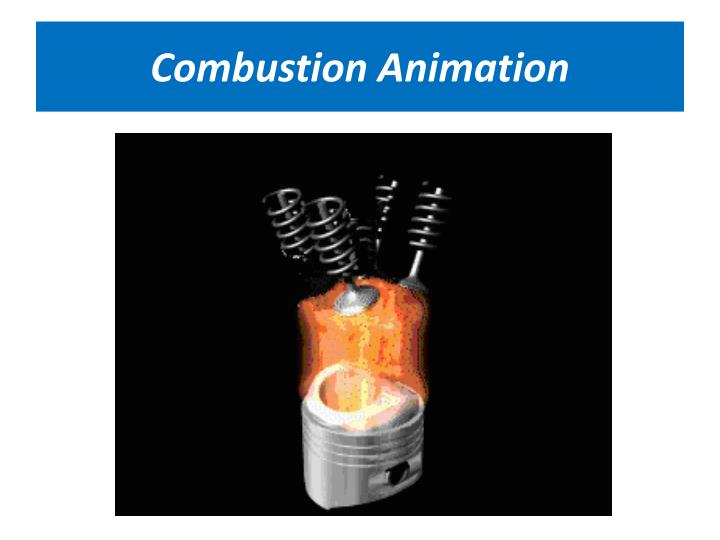 Combustion Animation
