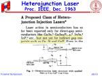 heterojunction laser proc ieee dec 1963