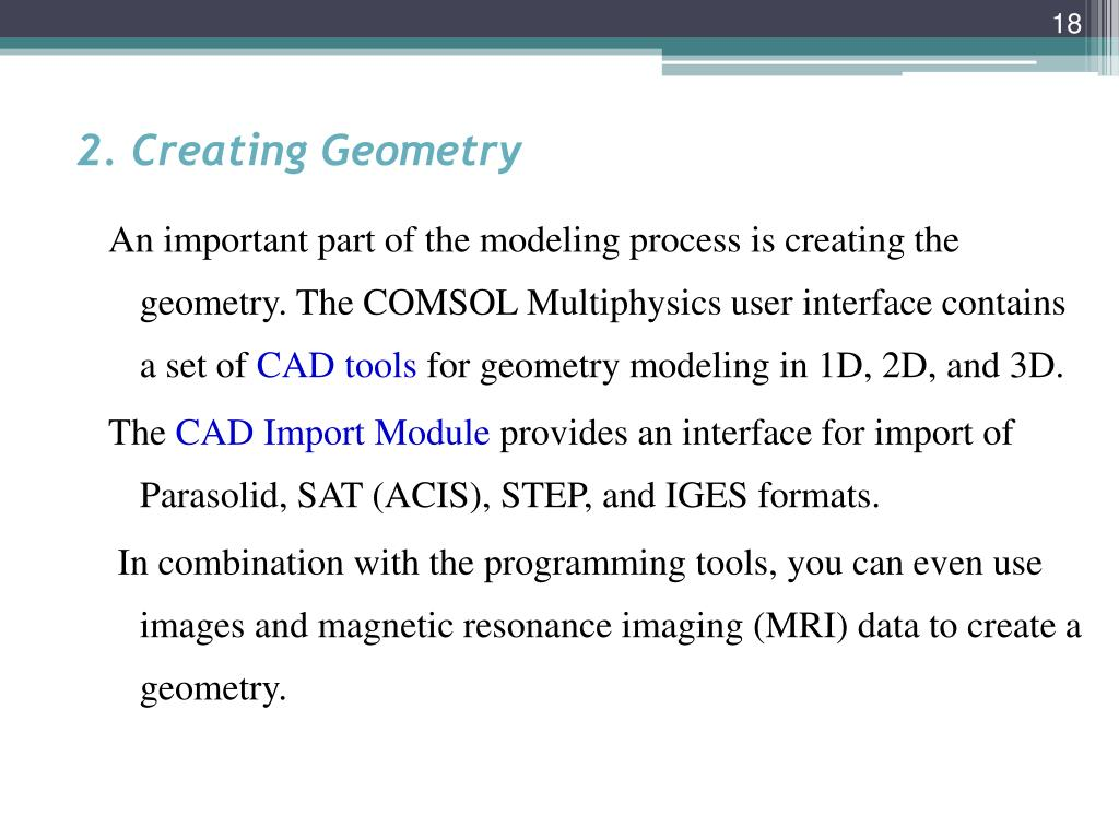 PPT - COMSOL 4 3 PowerPoint Presentation, free download - ID