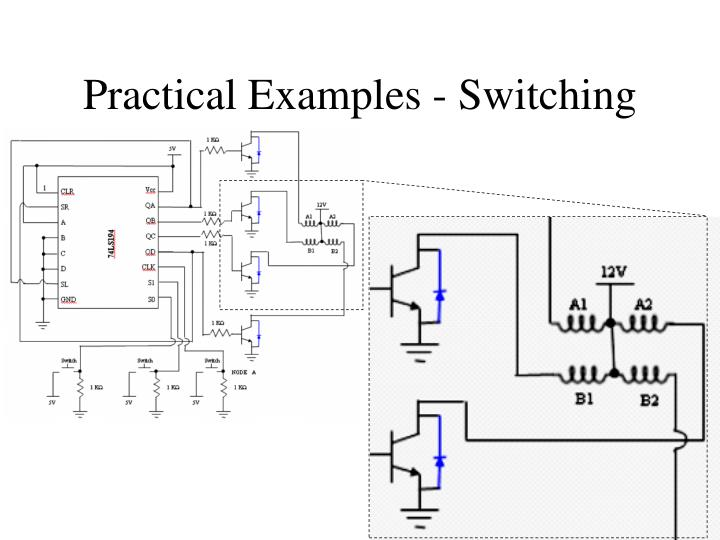 Practical Examples - Switching