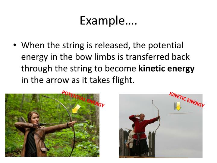 PPT - Kinetic Energy & Potential Energy PowerPoint Presentation ...
