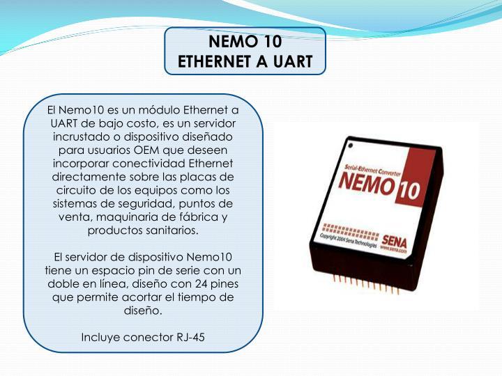 NEMO 10