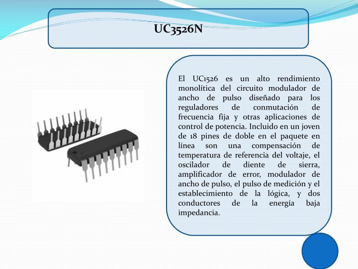 UC3526N