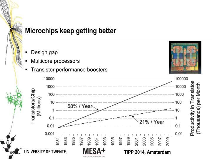 Microchips keep