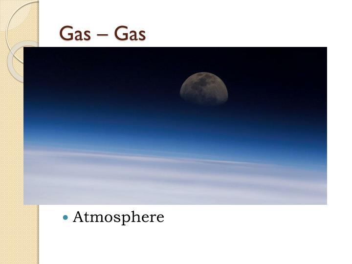 Gas – Gas