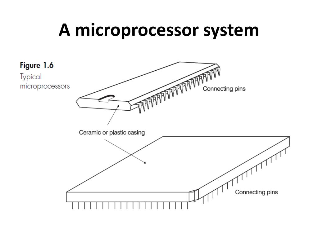 ppt - microprocessor powerpoint presentation