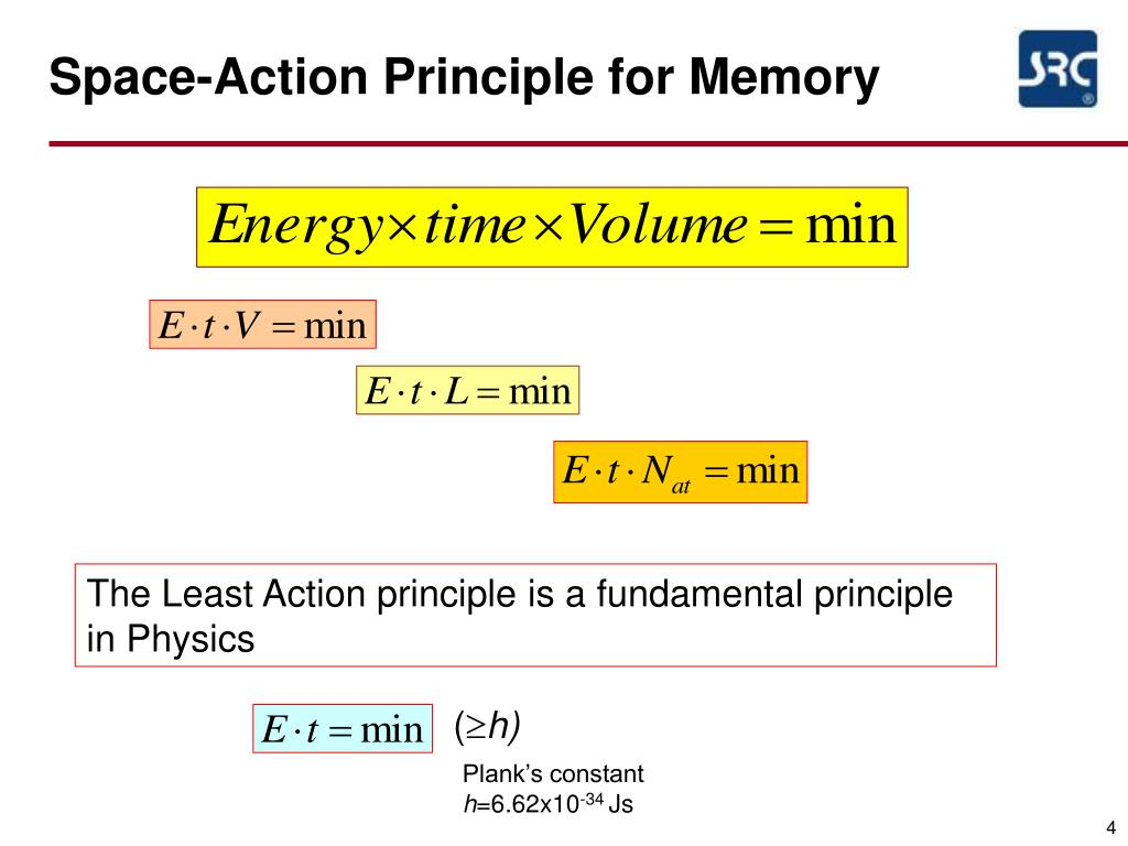 PPT - Nanoelectronic Memory Devices: Space-Time-Energy Trade