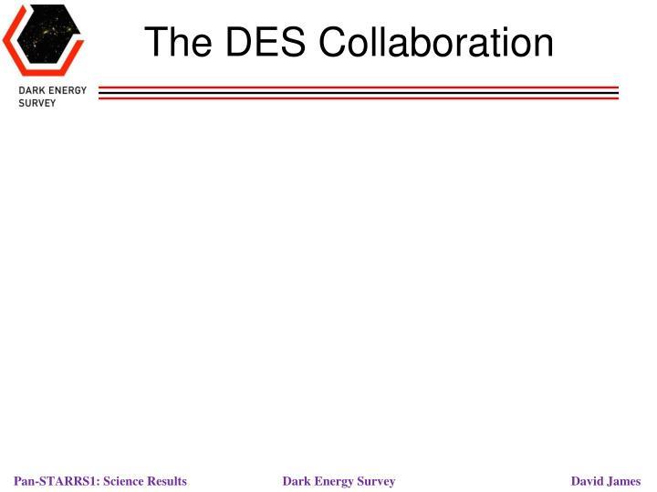 The DES Collaboration