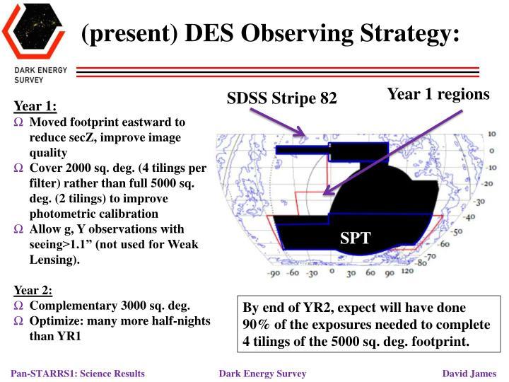 (present) DES
