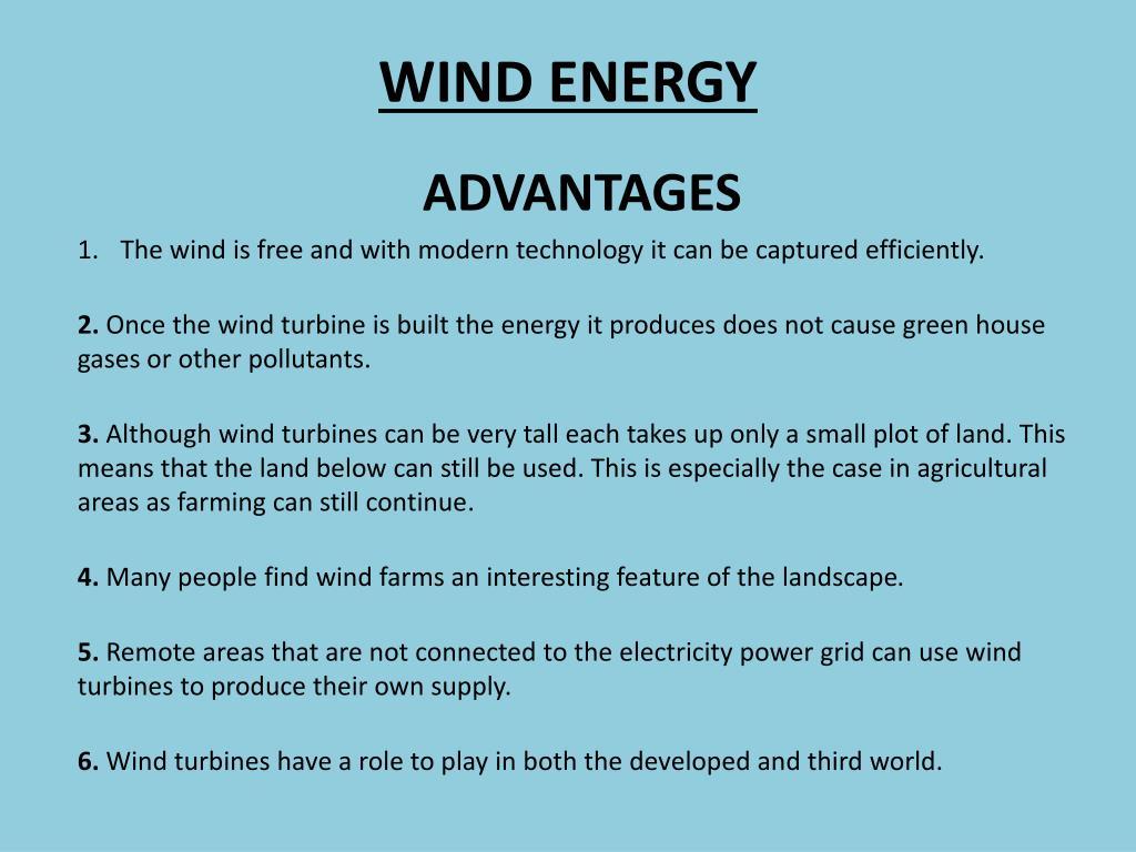 Wind energy nihumathulla. K. A |authorstream.