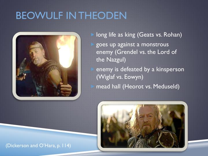 beowulf comparing beowulf and wiglaf Essay topic 1: compare two translations of beowulf • beowulf and wiglaf kill the dragon beowulf translations 3 of 3.