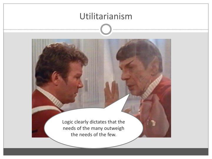 Utilitarianism