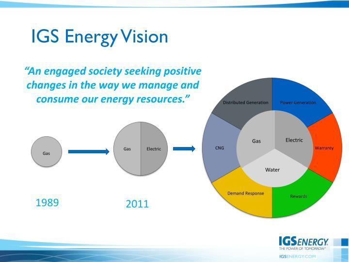 IGS Energy Vision