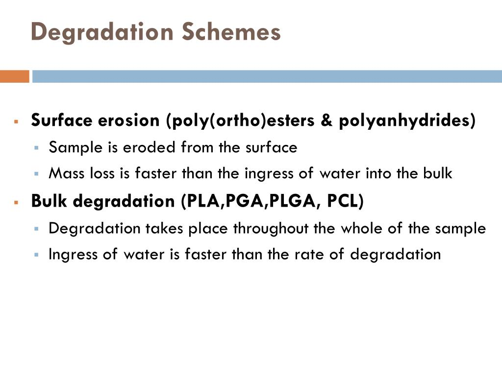 PPT - BIODEGRADABLE POLYMER PowerPoint Presentation - ID:1589892