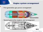 engine system arrangement