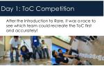 day 1 toc competition
