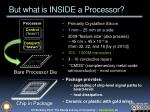but what is inside a processor1