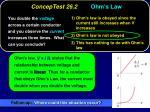 conceptest 26 2 ohm s law1