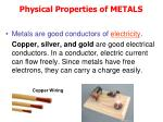 physical properties of metals2