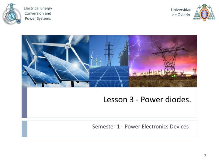 Electrical Energy Conversion and Power Systems