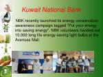 kuwait national bank