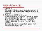 sejarah internet2