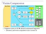 victim compression5