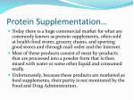 protein supplementation2