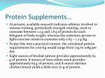 protein supplements1