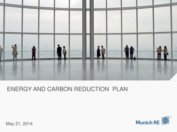 energy and carbon reduction plan n.