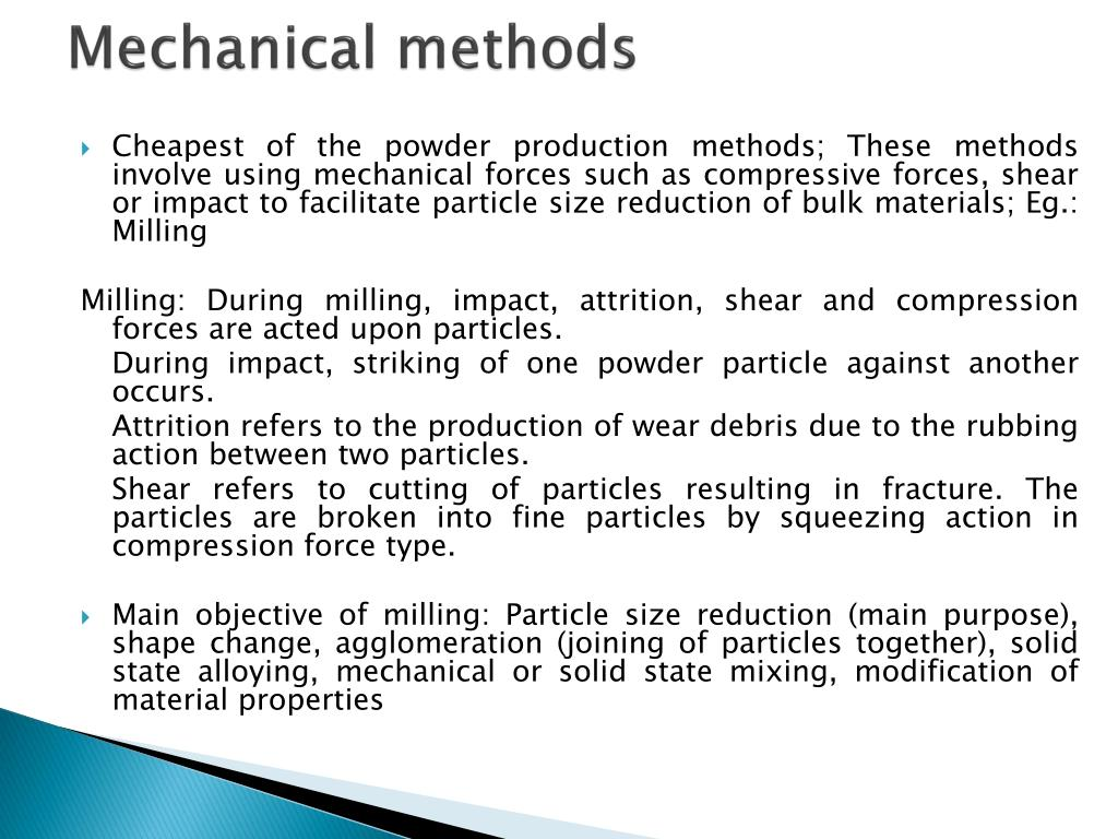 PPT - High Energy Rate Forming & Powder Metallurgy