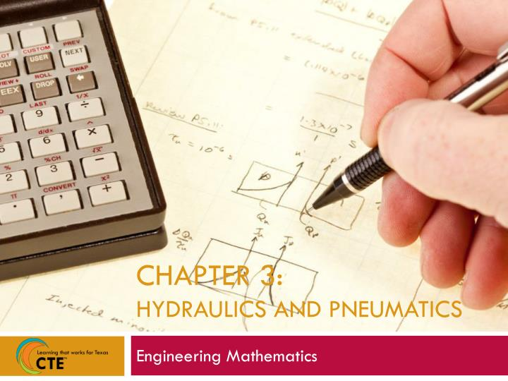 chapter 3 hydraulics and pneumatics n.