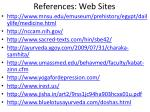 references web sites