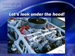 let s look under the hood