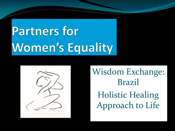 partners for women s equality n.