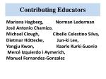 contributing educators2