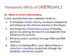 therapeutic effects of laser cont2