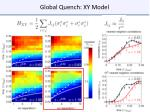 global quench xy model1