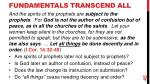 fundamentals transcend all