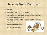 reducing stress emotional1
