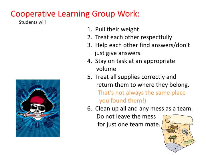 Cooperative Learning Group