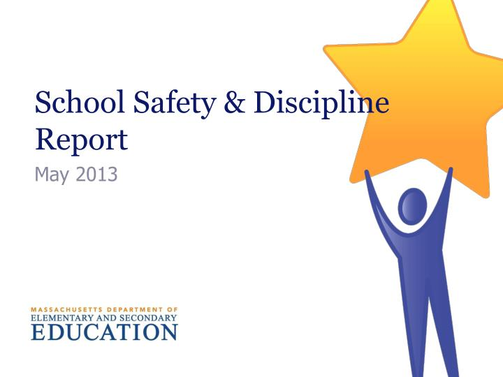 school safety discipline report n.