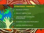 strategic targets