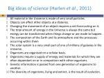 big ideas of science harlen et al 2011